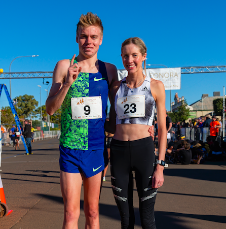 McSweyn and Griffith Reign Supreme in Leonora